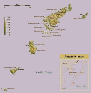 Amami-islands